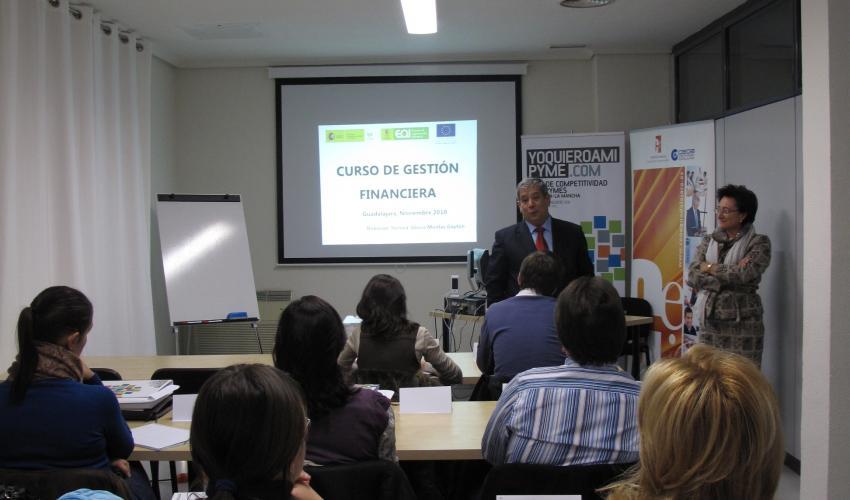 Guadalajara inaugura el último curso de yoquieroamipyme.com