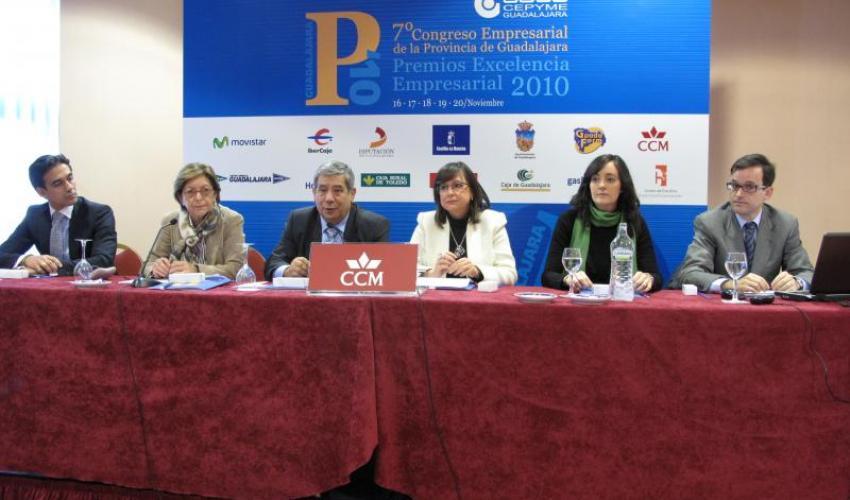 El Comercio Exterior atrae a empresarios y futuros emprendedores de la provincia de Guadalajara