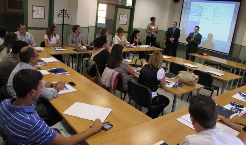 El III curso de Especialización en Gestión Empresarial de CEOE-CEPYME Guadalajara alcanza el ecuador de sus clases