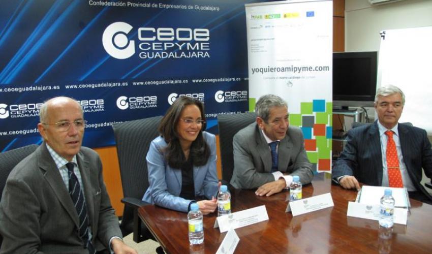 CEOE-CEPYME Guadalajara clausura el curso de gestión internacional de empresas de la plataforma yoquieroamipyme