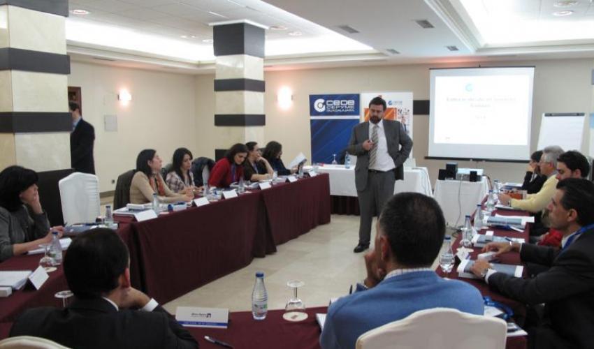 El próximo curso del centro de estudios superiores empresariales de CEOE-CEPYME Guadalajara será el de actitudes y técnicas de venta