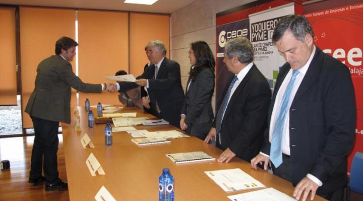 Clausurados dos nuevos cursos de la plataforma yoquieroamipyme de la fundación horizonte XXII de la Caja Rural de Ciudad Real