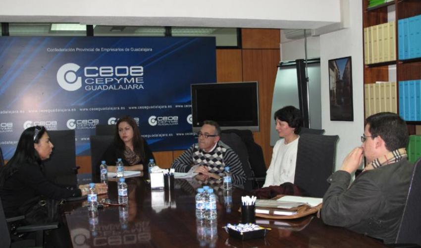 Julio Fernández Chinchilla, nuevo presidente de la asociación provincial de farmacias de CEOE-CEPYME Guadalajara