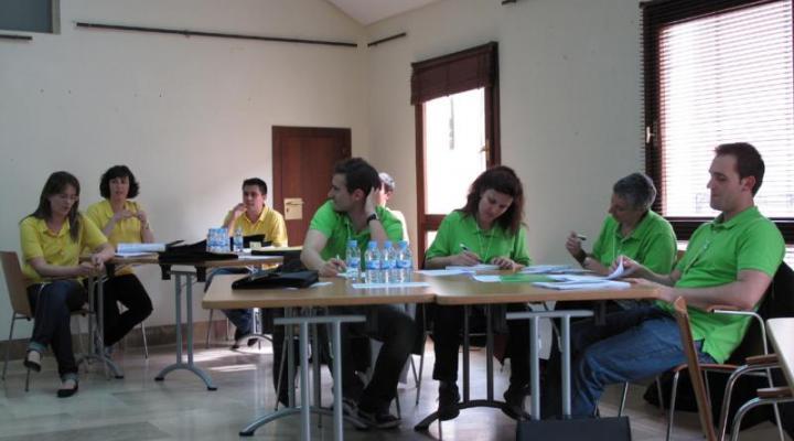 Los alumnos del curso de Experto en Gestión Empresarial finalizan las clases teóricas