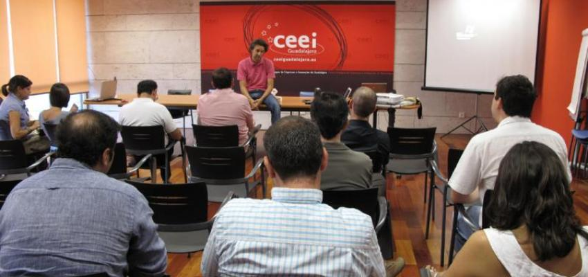El CEEI de Guadalajara acogió la segunda jornada de iniciador