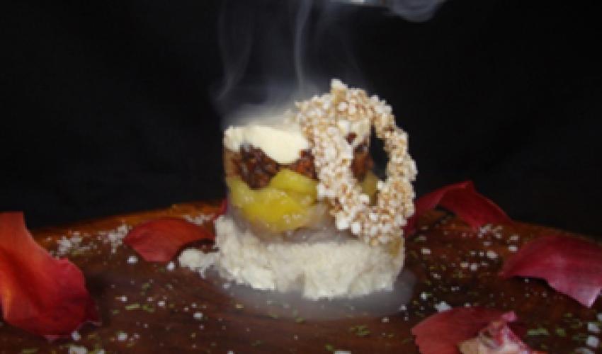 El Restaurante la Granja gana el primer premio de los pinchos medievales de Sigüenza