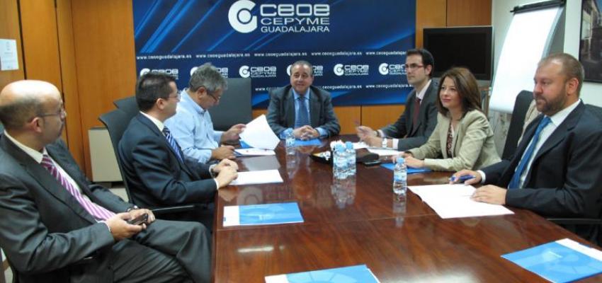 Los empresarios califican de sobresaliente los resultados obtenidos en las actividades en materia de comercio exterior de CECAM