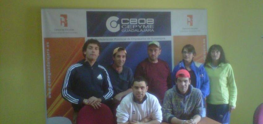 CEOE-CEPYME Guadalajara desarrolla en Sigüenza un curso de PRL específico en el puesto de trabajo