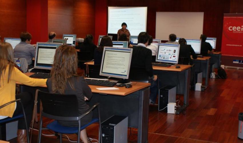Completo el taller de adwords desarrollado en el CEEI de Guadalajara