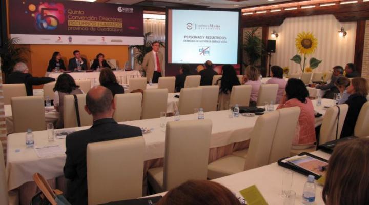 CEOE-CEPYME Guadalajara celebra con gran éxito de participación su V Convención de Directores de Recursos Humanos de la provincia de Guadalajara