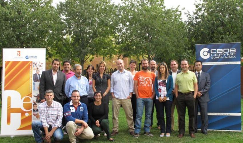 Inaugurado el IV curso de Experto en Gestión Empresarial de CEOE-CEPYME Guadalajara