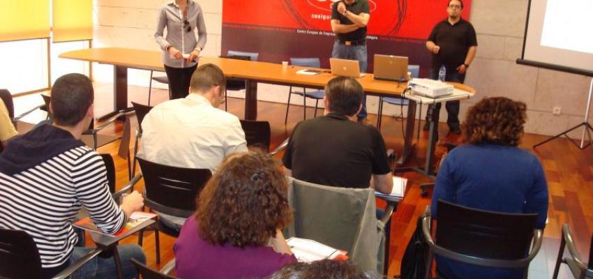 La Web 2.0, en el taller de marketing digital de los jueves en el  CEEI