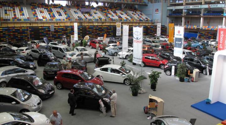 Gran oferta de vehículos en el II Salón del Automóvil de Guadalajara