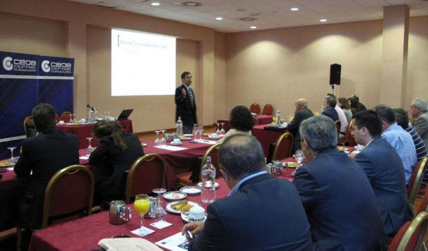 CEOE-CEPYME Guadalajara organiza una jornada de gestión para la competitividad