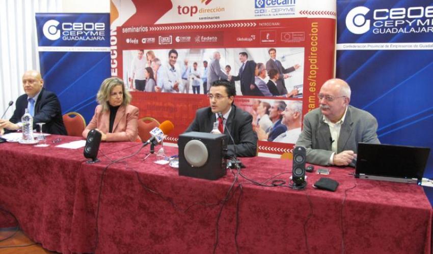 El marketing digital cierra el ciclo de seminarios Top Dirección de 2011