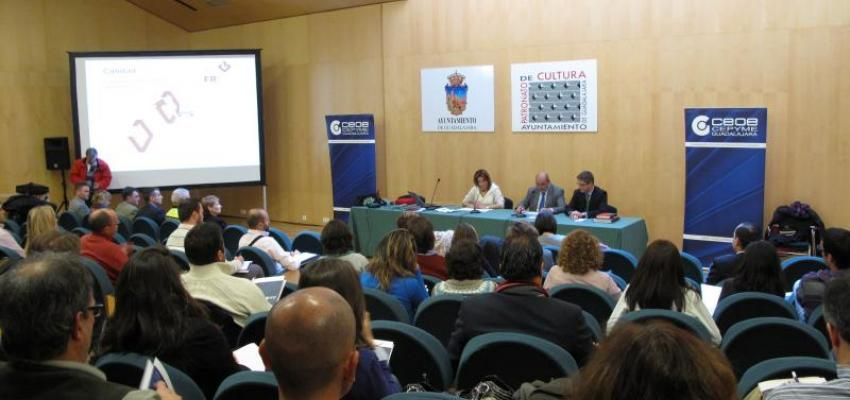 La seguridad vial centra una nueva jornada de PRL organizada por CEOE-CEPYME Guadalajara