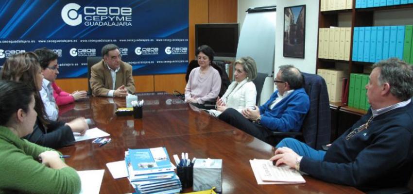 Manuel Sebastián Gilabert deja la presidencia de la asociación provincial de empresarios de farmacia
