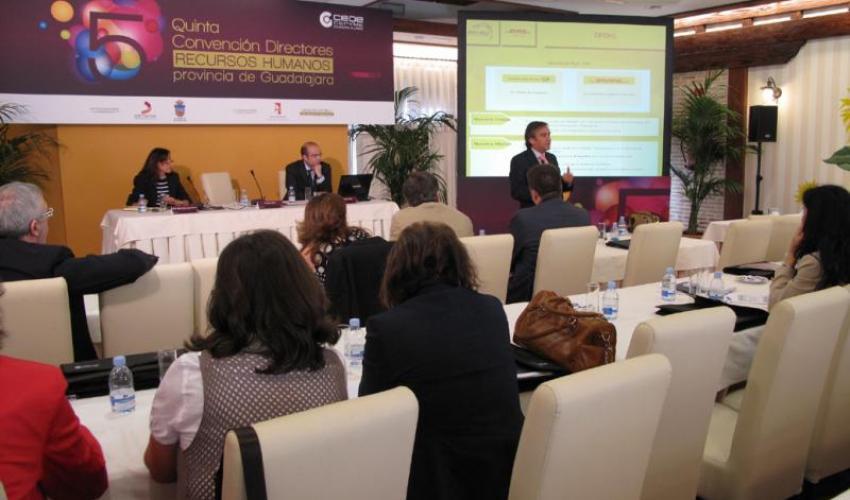 CEOE-CEPYME Guadalajara inicia el estudio de las necesidades formativas de la provincia de Guadalajara