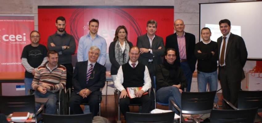 Cooperación empresarial en el CEEI de Guadalajara