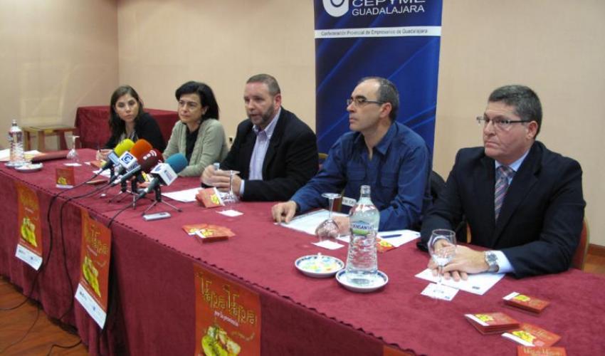 79 establecimientos participan en la ruta de la tapa de la provincia de Guadalajara 2011