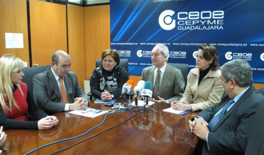 """Presentado en Guadalajara el programa """"Primer Contrato"""""""