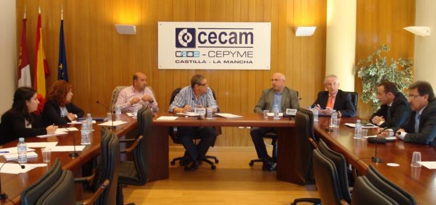 Lucio Moreno, nuevo presidente de la Federación de Comercio de Castilla-La Mancha