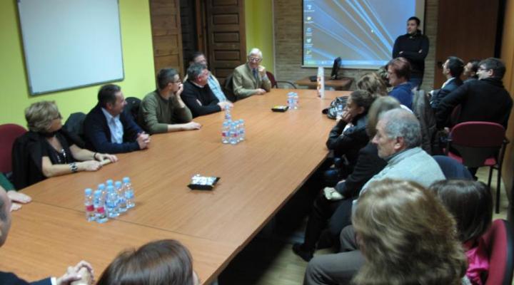 CEOE-CEPYME Guadalajara organiza un reconocimiento a santos garcía verdes, mejor chef medieval 2011