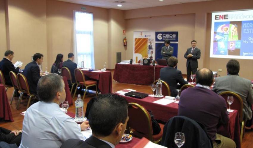 El Centro de Estudios Superiores Empresariales de CEOE organiza una jornada sobre estrategias de comunicación