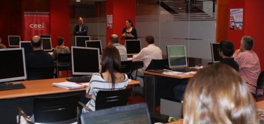 Comienza el curso de creación de empresas en el CEEI de Guadalajara