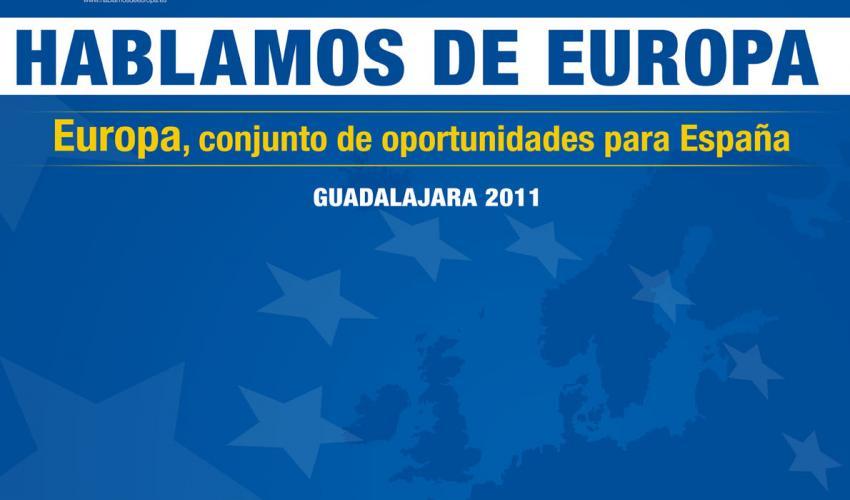 CEOE-CEPYME Guadalajara organiza una jornada para hablar de Europa y sus oportunidades para España