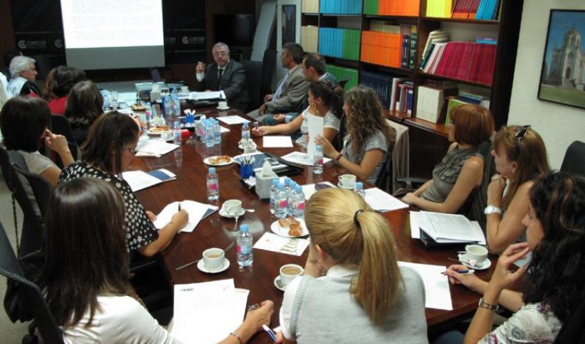 Las novedades en la reforma laboral centran el segundo desayuno de trabajo de CEOE-CEPYME Guadalajara con los directores de recursos humanos