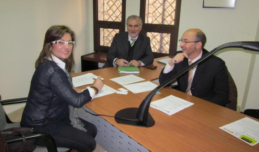 Jornada de  cooperación entre emprendedores de los CEEIs de Castilla-La Mancha
