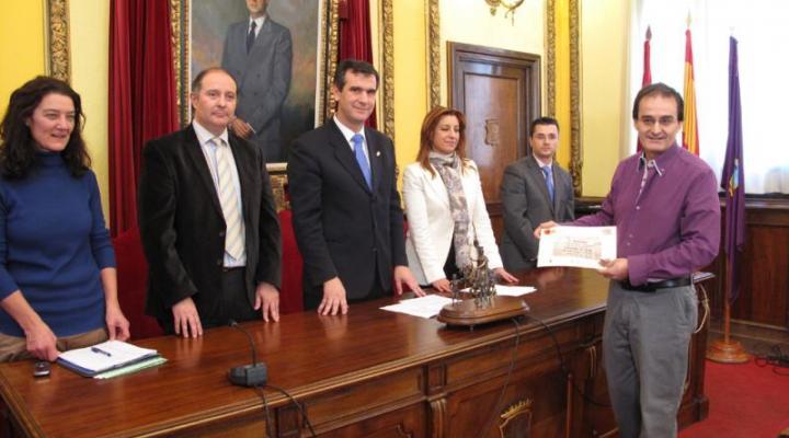 """""""Miguel Ángel & Isabel"""", ganador del Concurso de Escaparates"""