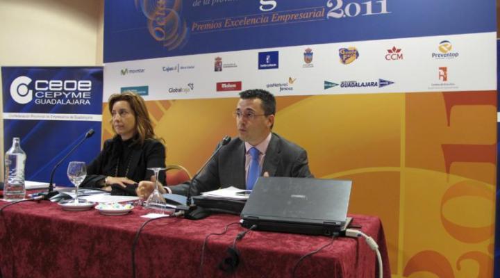 La iniciativa personal centra la segunda jornada del congreso empresarial de CEOE-CEPYME Guadalajara