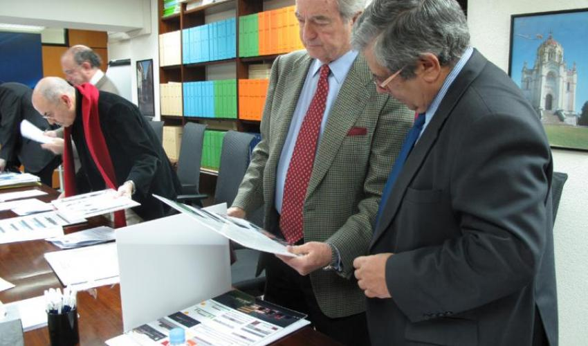 Iniciado el proceso de elección de la empresa que construirá el centro de formación de CEOE-CEPYME Guadalajara