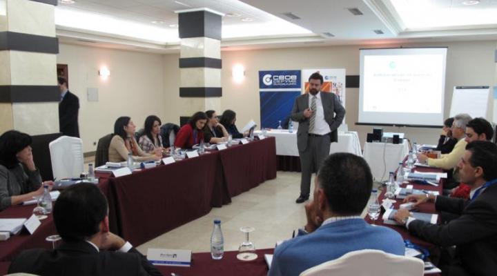 Liderar desde el sentido común inaugura los cursos para 2011 del Centro de Estudios Superiores Empresariales de CEOE-CEPYME Guadalajara