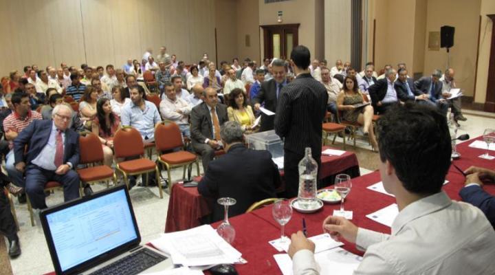 La Asamblea de CEOE-CEPYME Guadalajara ratifica a Agustín de Grandes como presidente de la Patronal alcarreña