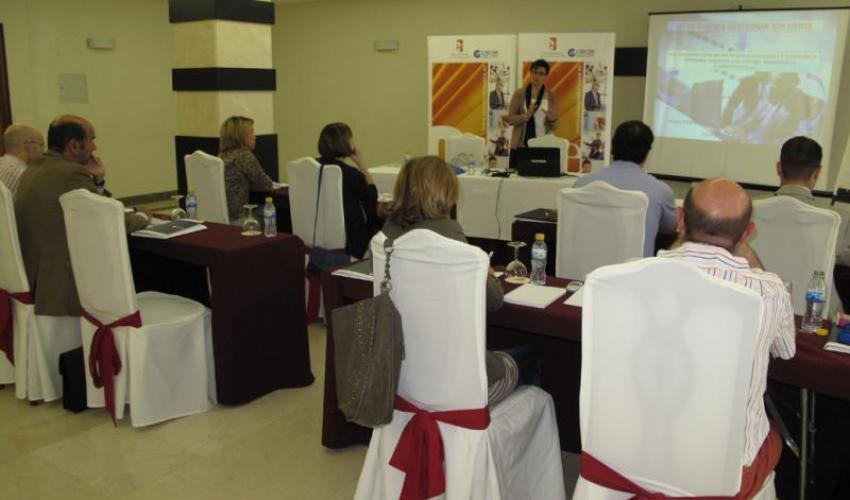 El programa de control de gestión, último curso del primer semestre del Centro de Estudios Superiores Empresariales de CEOE-CEPYME Guadalajara