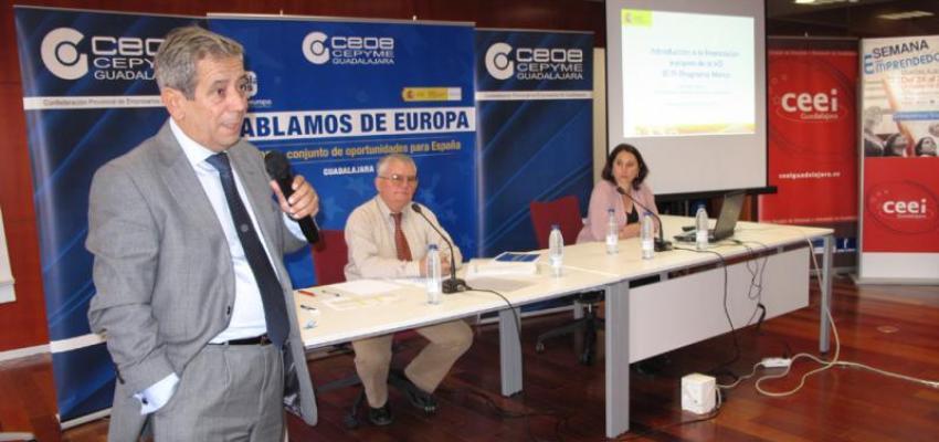 Las oportunidades de Europa al descubierto para los empresarios alcarreños