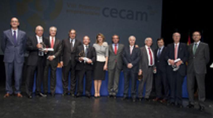 Ángel Nicolás destaca la dedicación y esfuerzo de los empresarios de la región