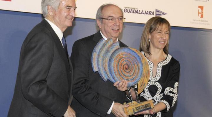 CEOE-CEPYME Guadalajara entrega sus Premios Excelencia Empresarial 2011