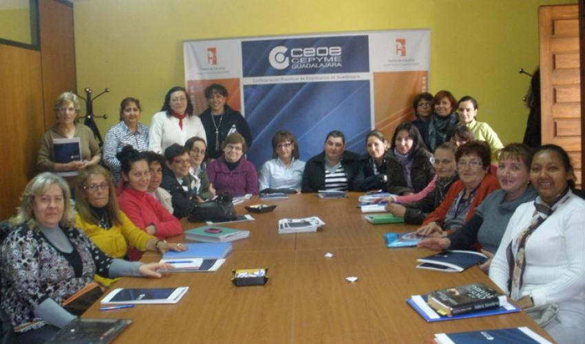 CEOE-CEPYME Guadalajara adapta la Prevención de Riesgos Laborales  a cada puesto de trabajo
