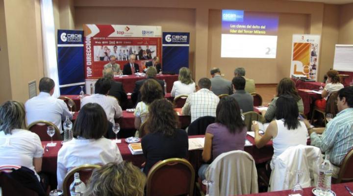 El liderazgo da inicio a los seminarios de Top Dirección 2011