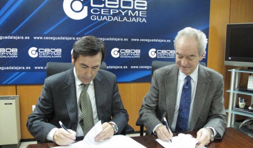 CEOE-CEPYME Guadalajara y la Fundación Gran Europa organizan una jornada sobre la creatividad aplicada a la empresa