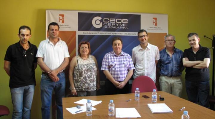 Empresarios y sindicatos firman en convenio colectivo de hostelería