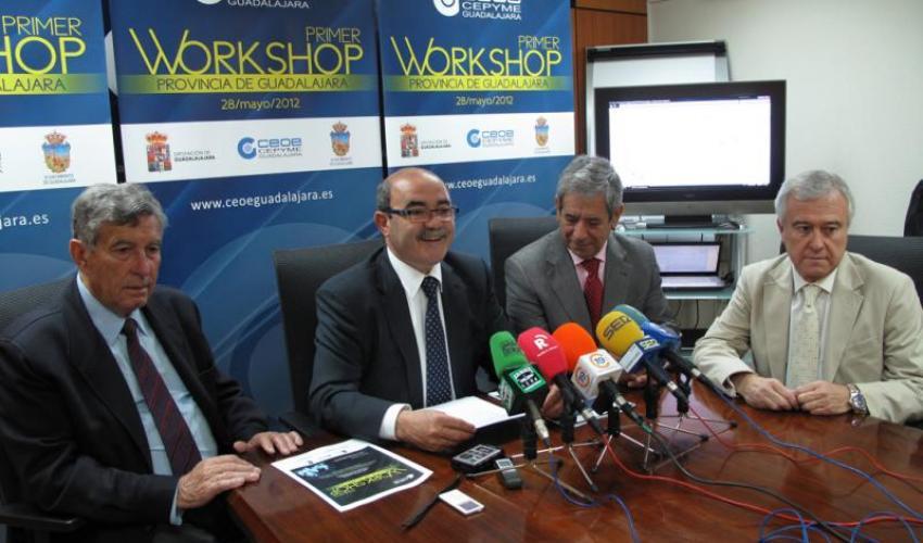 CEOE-CEPYME Guadalajara organiza el primer workshop de la provincia de Guadalajara
