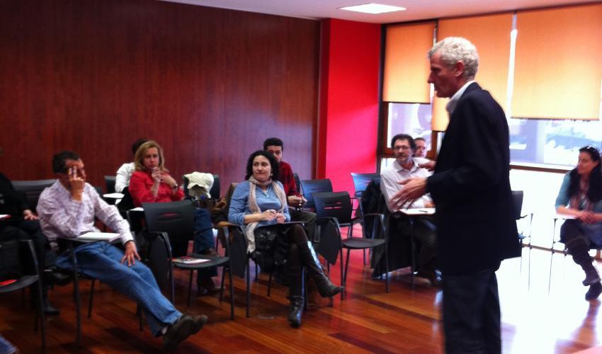 El CEEI de Guadalajara desarrolla una nueva jornada de emprendedores en el desierto