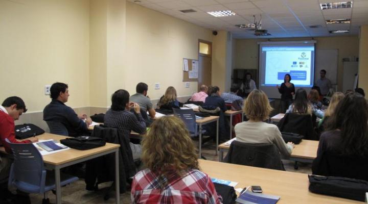 Comienzan las clases de los cursos de gestión integrada de sistemas y de dirección estratégica y gestión de recursos humanos