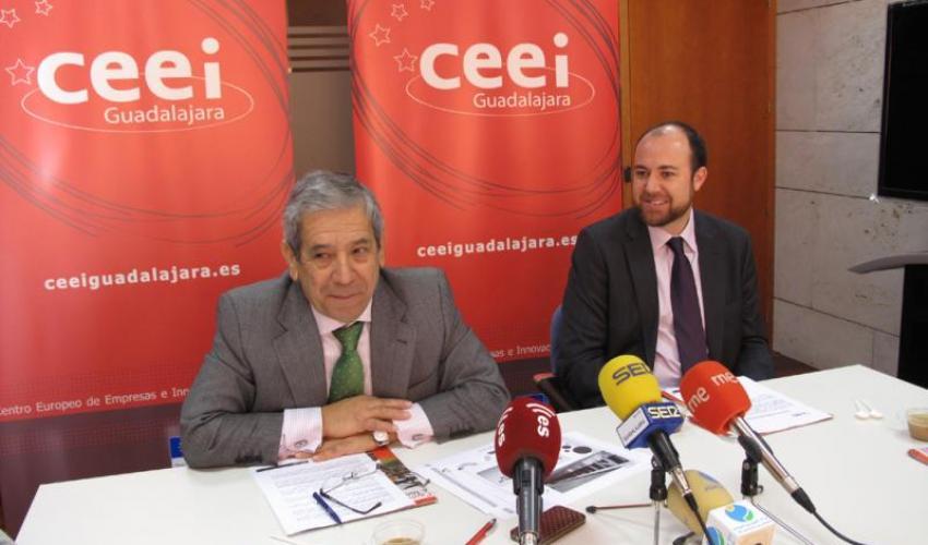 El CEEI de Guadalajara presenta su plan estratégico y líneas formativas para 2012