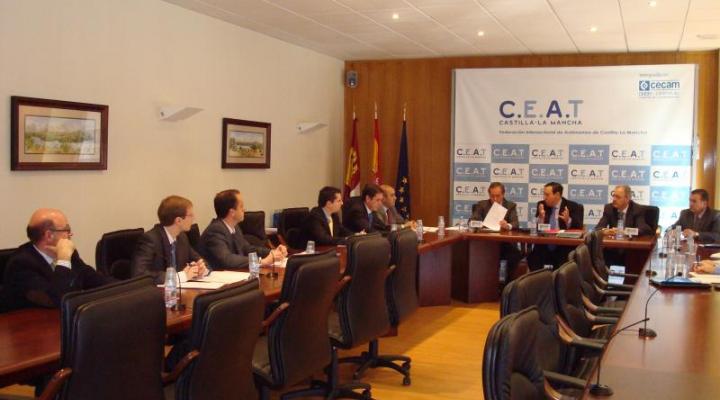 CEAT CLM organiza el I congreso de autónomos de Castilla-La Mancha